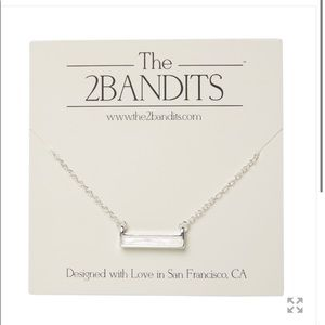 The 2 bandits Athens Necklace